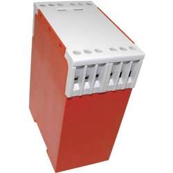 DIN-skinnekabinet Axxatronic CCH12 74 x 45 x 99 Polyamid 6,6 Rød 1 stk