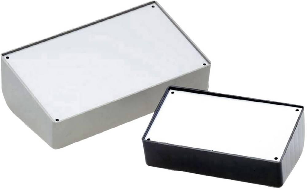 Pult-kabinet Axxatronic BIM1005-BLK/PG 97 x 162 x 57 ABS Sort 1 stk