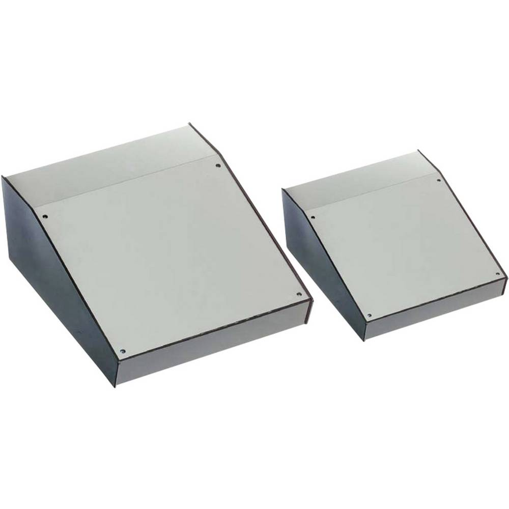Pult-kabinet Axxatronic BIM6006-BLK/PG 143 x 170 x 55 ABS Sort 1 stk