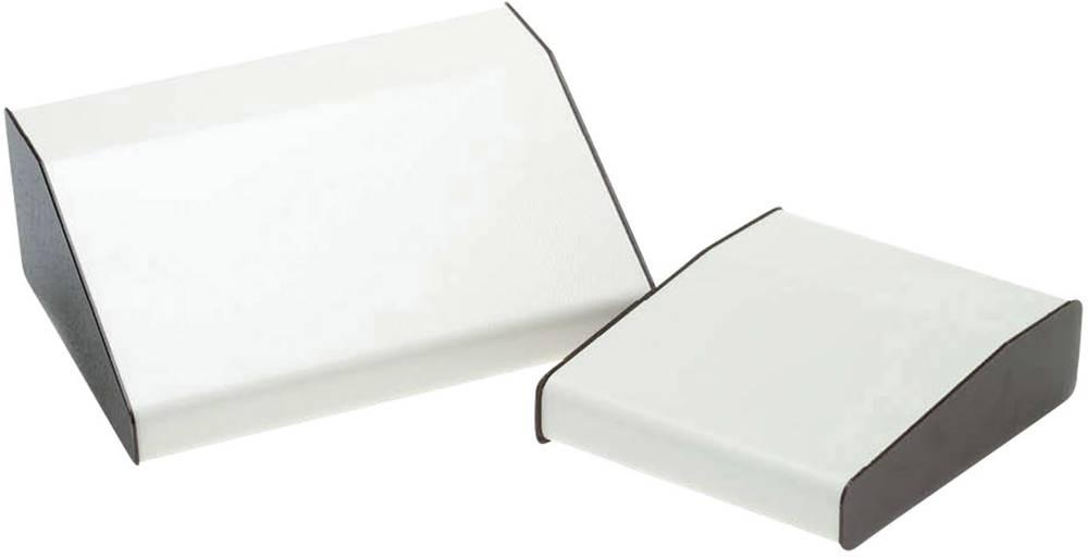 Pult-kabinet Axxatronic RTM2603-BR/B 210 x 381 x 55 ABS Hvid 1 stk