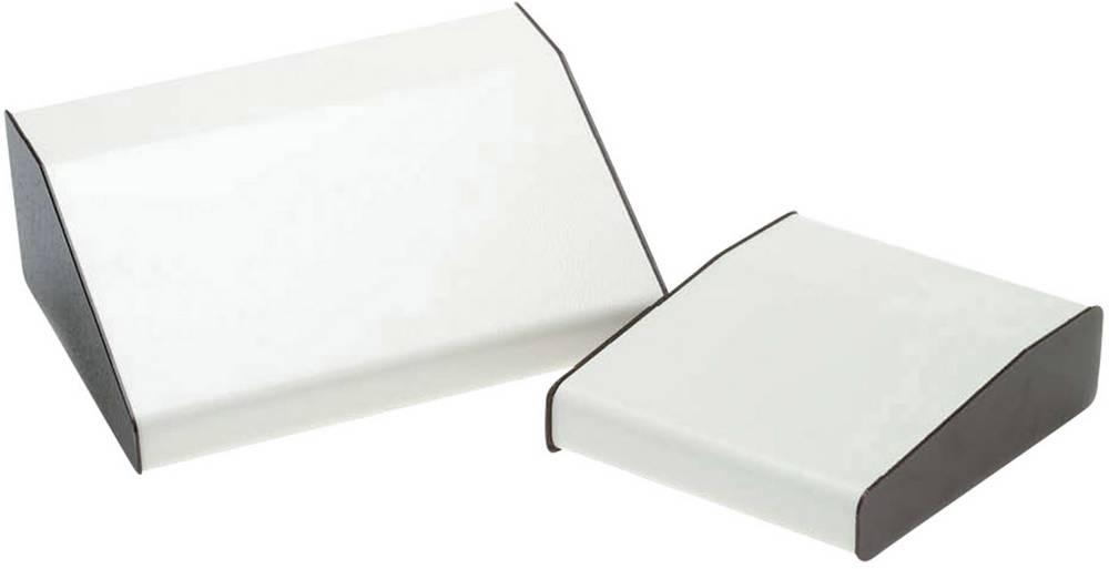 Pult-kabinet Axxatronic RTM2601-BR/B 210 x 178 x 55 ABS Hvid 1 stk