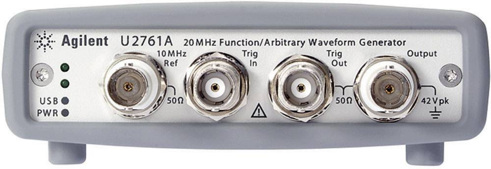 Kal.-ISO Arbitrarni funkcijski generator Keysight Technologies U2761AzUSB, pasovna širina: 20 MHz U2761A OPT 902 + ABD