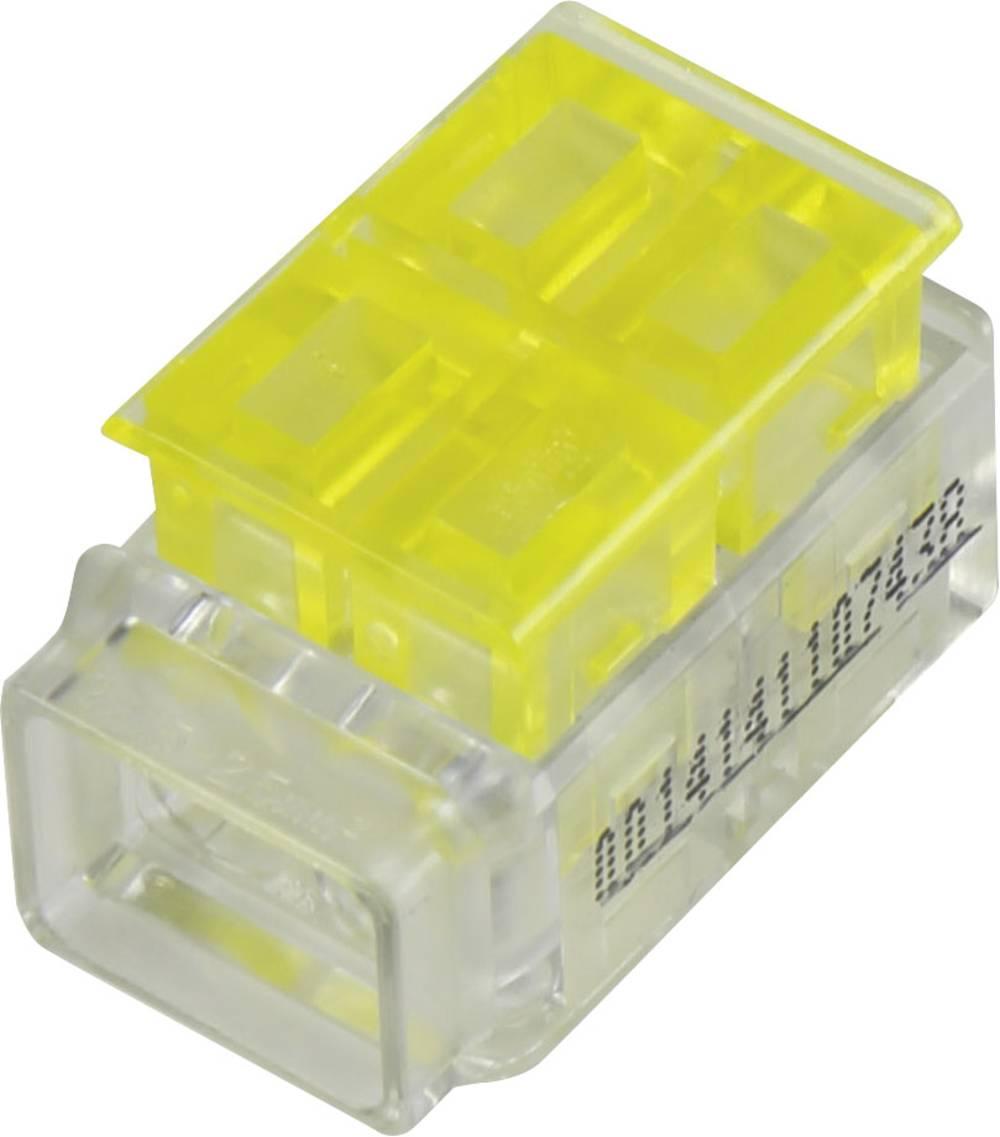 Enkeltladerstik ATT.CALC.CROSS_SECTION_FLEXIBLE: 1.5-2.5 mm² ATT.CALC.CROSS_SECTION_RIGID: 1.5-2.5 mm² Poltal: 3 1282792 1 stk G