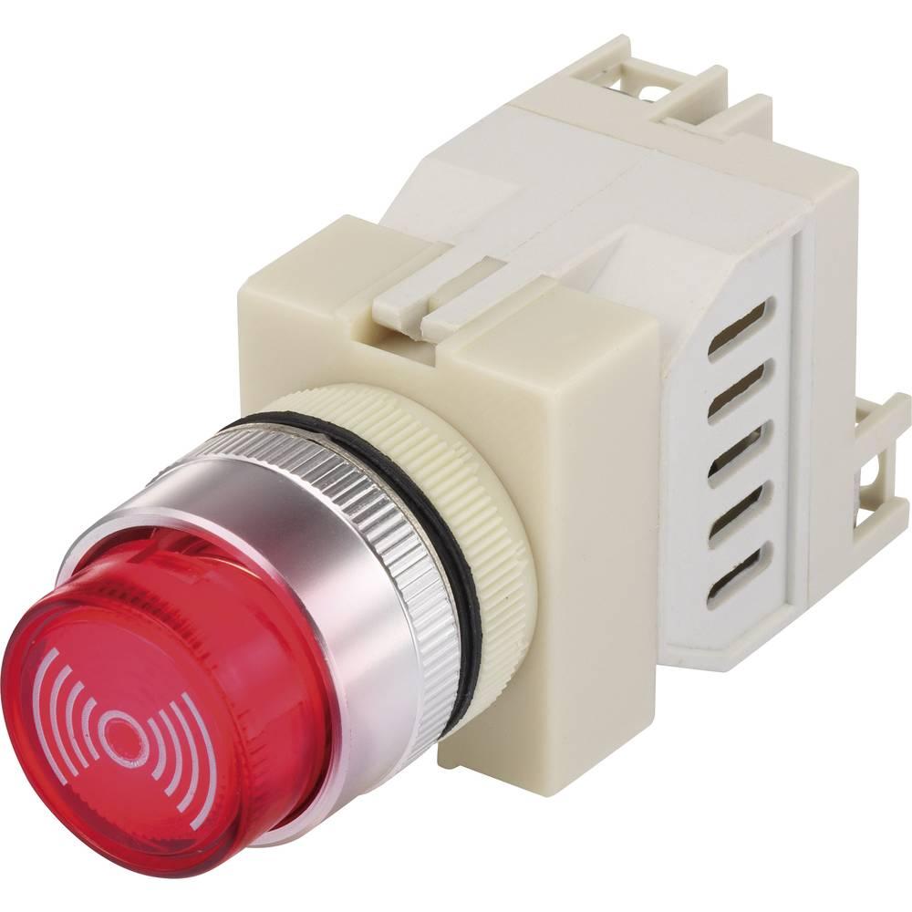Miniaturni vgradni brenčač, glasnost: 75 dB 12 V/AC/DC vsebina: 1 kos