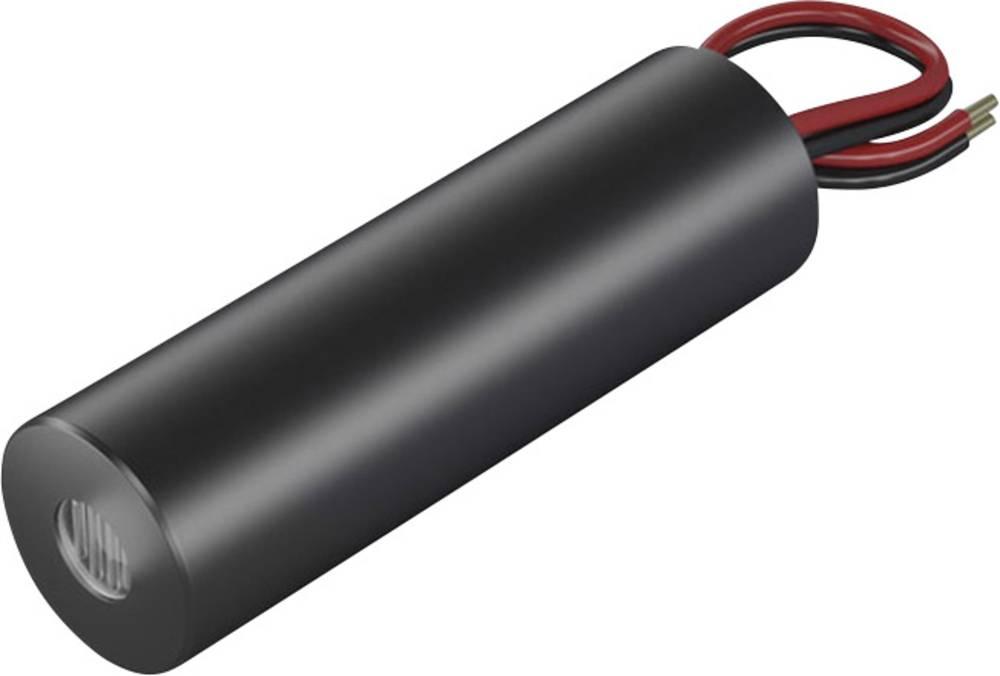 Laserski modul, točkovni, rdeče barve 1 mW Picotronic DB635-1-3-FA(14x45)