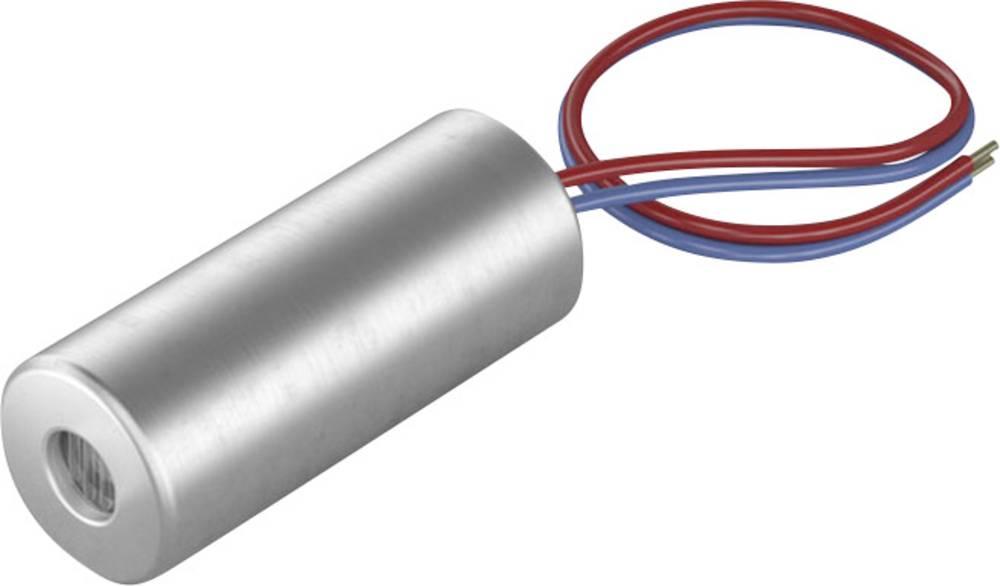 Laserski modul, točkasti, crvene boje 0.4 mW Picotronic DI650-0.4-3(5x12)