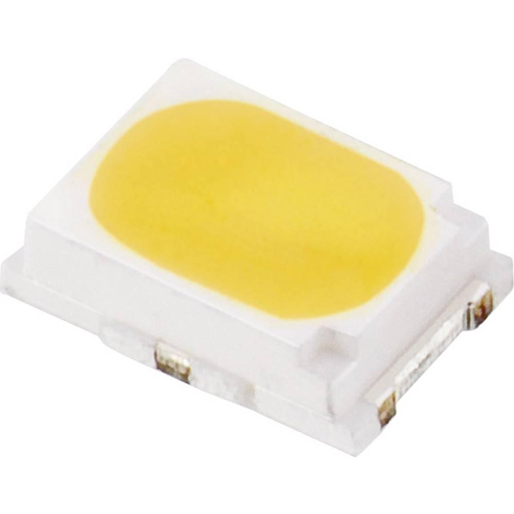 SMD LED Würth Elektronik 158302250 PLCC2 120 ° Dagslyshvid