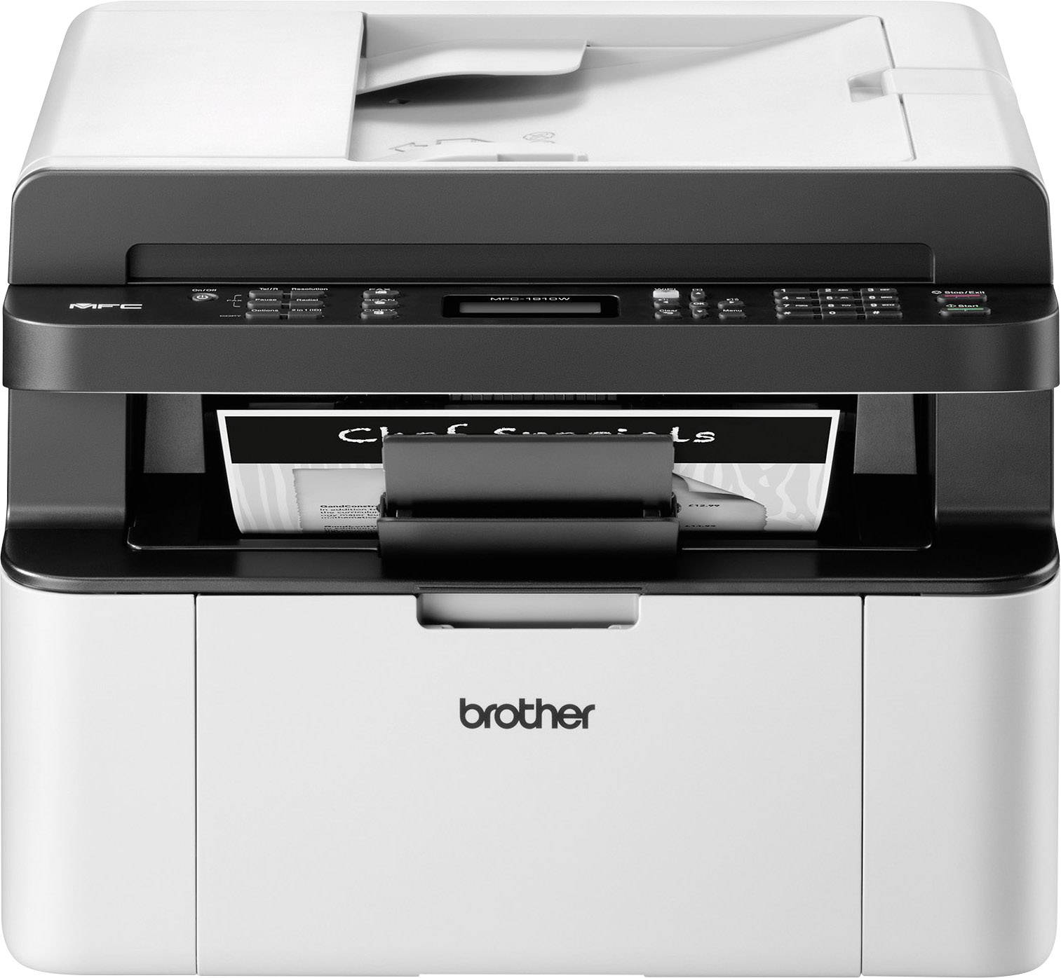 BROTHER MFC-1910W DRIVERS MAC