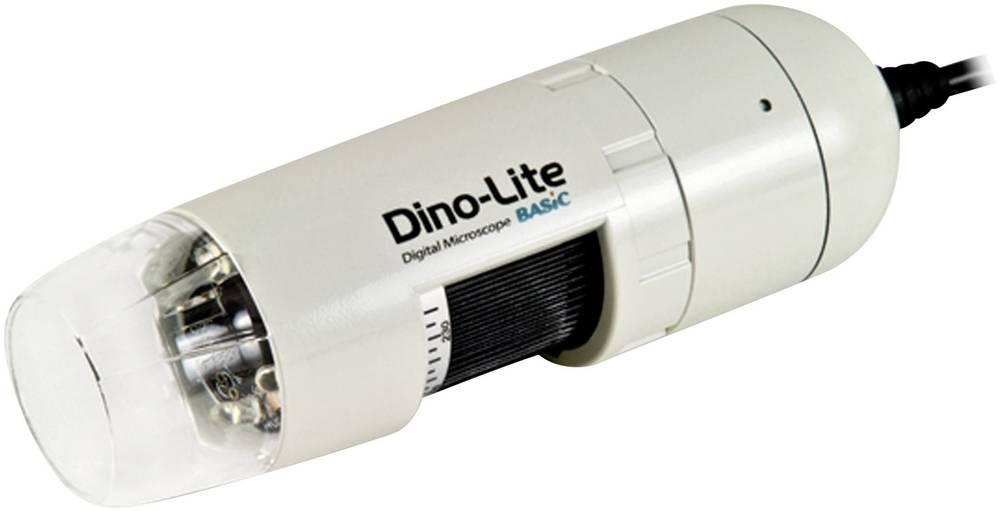 Dino Lite digitalna mikroskopska kamera USB 640 x 480 piknjica, faktor uvećanja 10 x - 70 x; 200 x