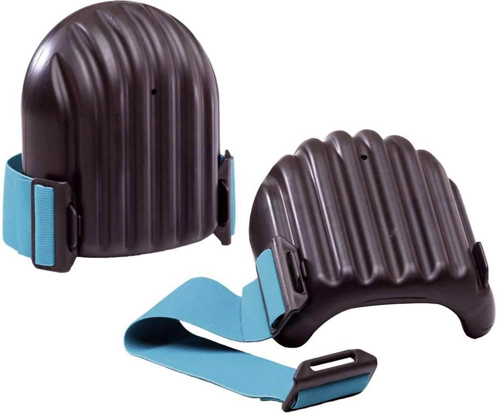 Ščitniki za kolena Standard, črna/modra, 2483