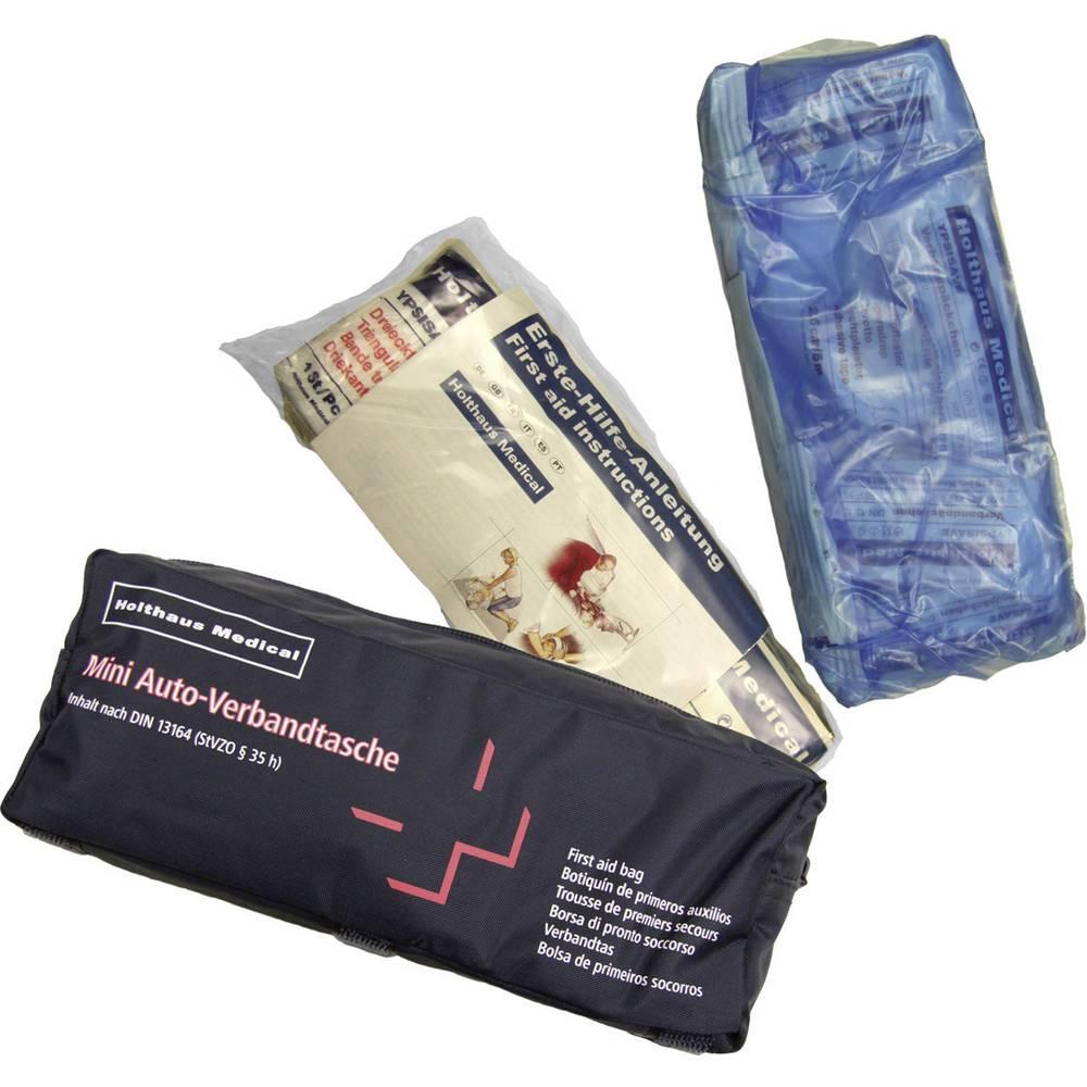 Mini torba za prvu pomoć za motorna vozila plava