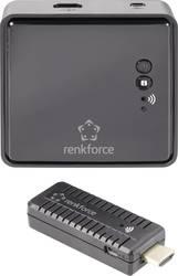 HDMI-overførsel (sæt) Renkforce 1285774 5 GHz Sort