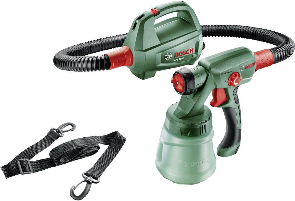 Sistem za pršenje barve Bosch PFS 1000, 0603207000,800 ml