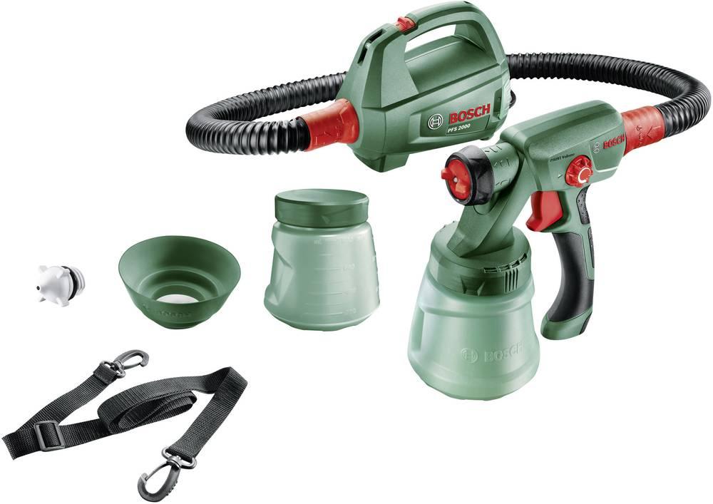 Sistem za pršenje barve Bosch PFS 2000, 0603207300, 800 ml