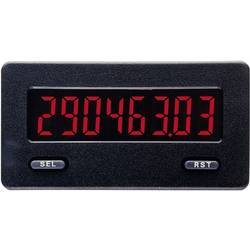 Wachendorff CUB5 Indbygningsmåleapparat CUB5 0,01 Hz - 20 k Hz Indbygningsmål DIN 68 mm x 33 mm