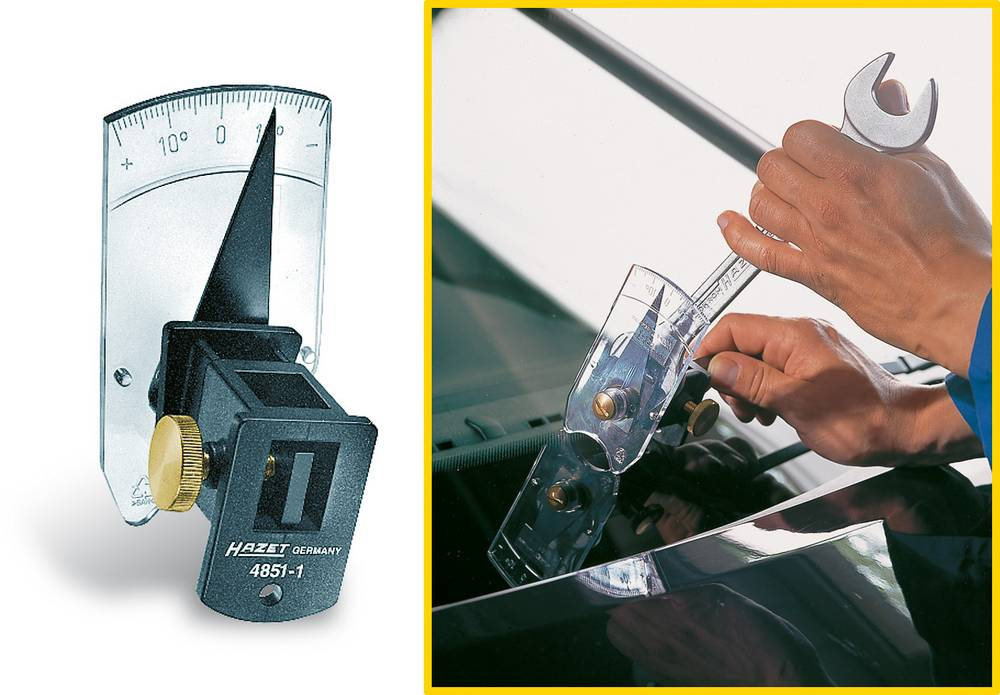 Uređaj za namještavanje brisača 4851-1 Hazet