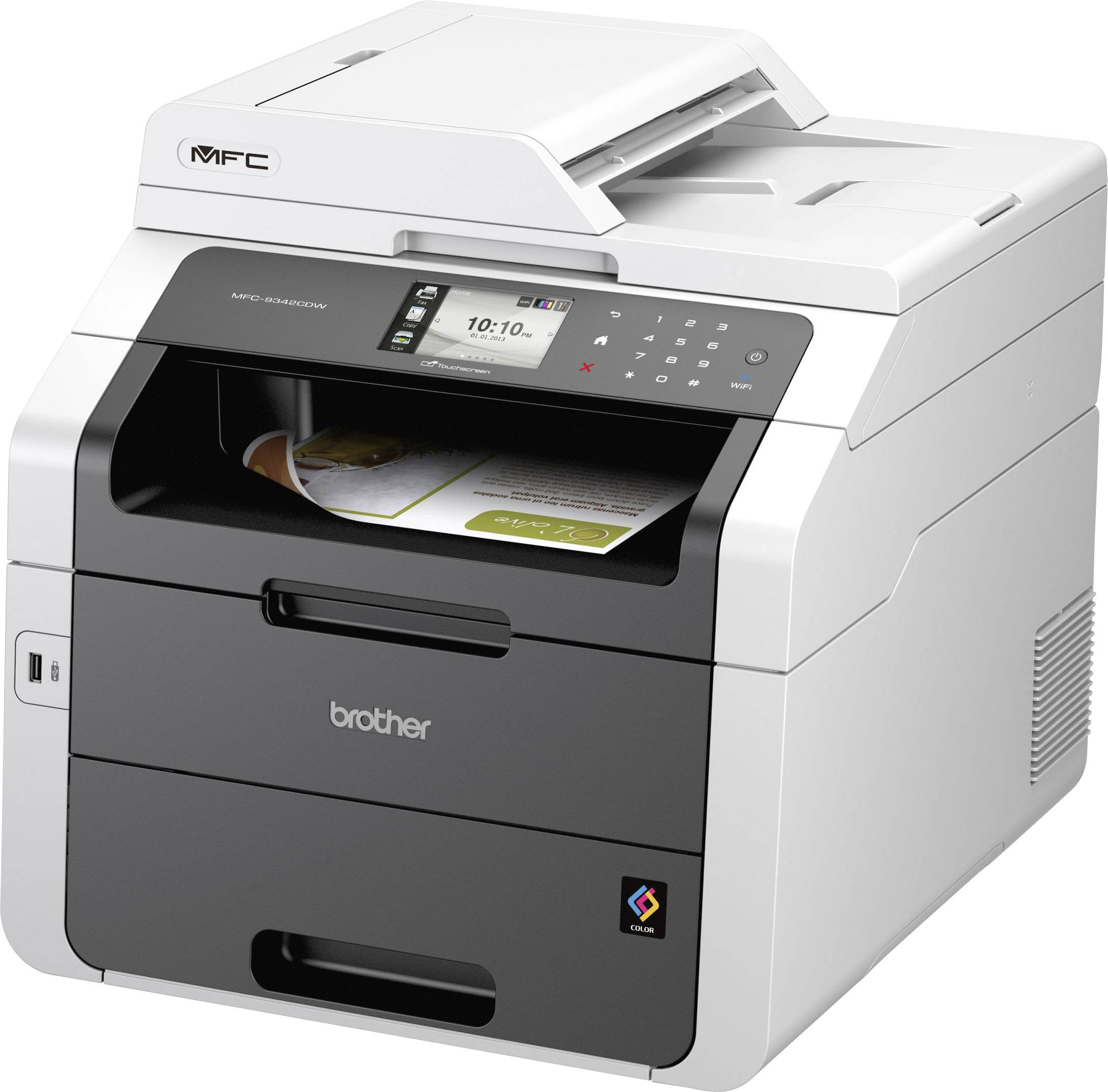 DRIVER UPDATE: BROTHER MFC-9342CDW PRINTER