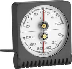 Termo-/Hygrometer TFA 7601 Svart
