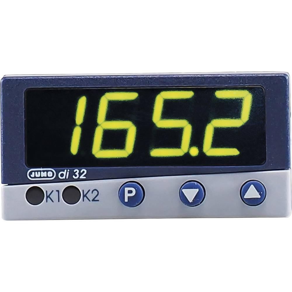 JUMO 701531/888-22-Digitalni zaslon di 32/08, 20-53V DC/AC relejni izlazi 2/1