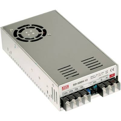 DC/DC-converter Mean Well SD-500L-24 21 A