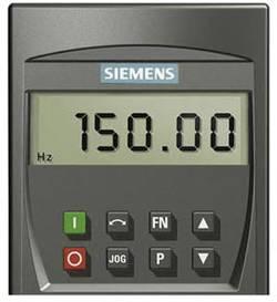 Upravljačka ploča Siemens 6SE6400-0BP00-0AA1 Siemens Micromaster 420