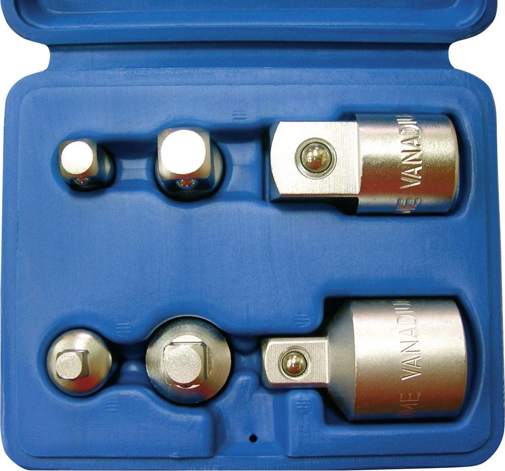 Set pogonskih adaptera 7AAS06 Kunzer, 6-dijelni