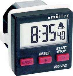digital timer TC 14.21 Müller TC 14.21 230 V/AC 8 A/230 V