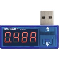 USB måleadapter digital;VOLTCRAFT;PM-37;CAT I;Visning (counts): 999
