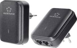 Powerline Starter Kit Renkforce PL500D duo 500 Mbit/s