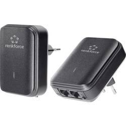Powerline Starter Kit Renkforce PL500D duo 500 Mbit/s