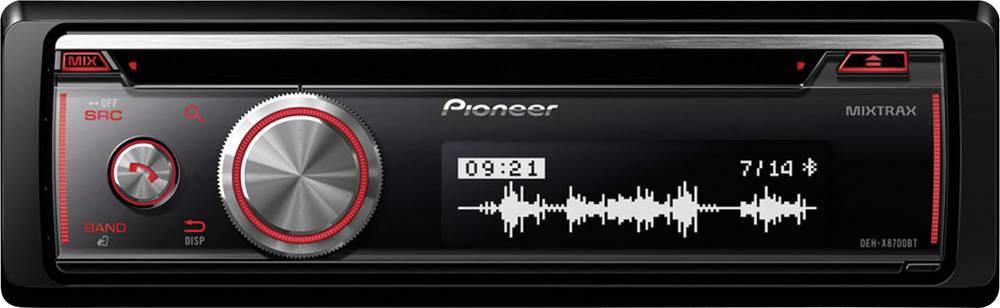 Autoradio DEH-X8700BT Pioneer