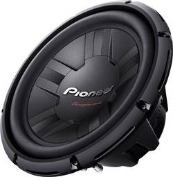 Auto-subwoofer-chassis Pioneer TS-W311D4 4 Ohm 1400 W