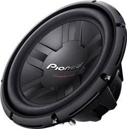 Auto-subwoofer-chassis Pioneer TS-W311S4 4 Ohm 1400 W