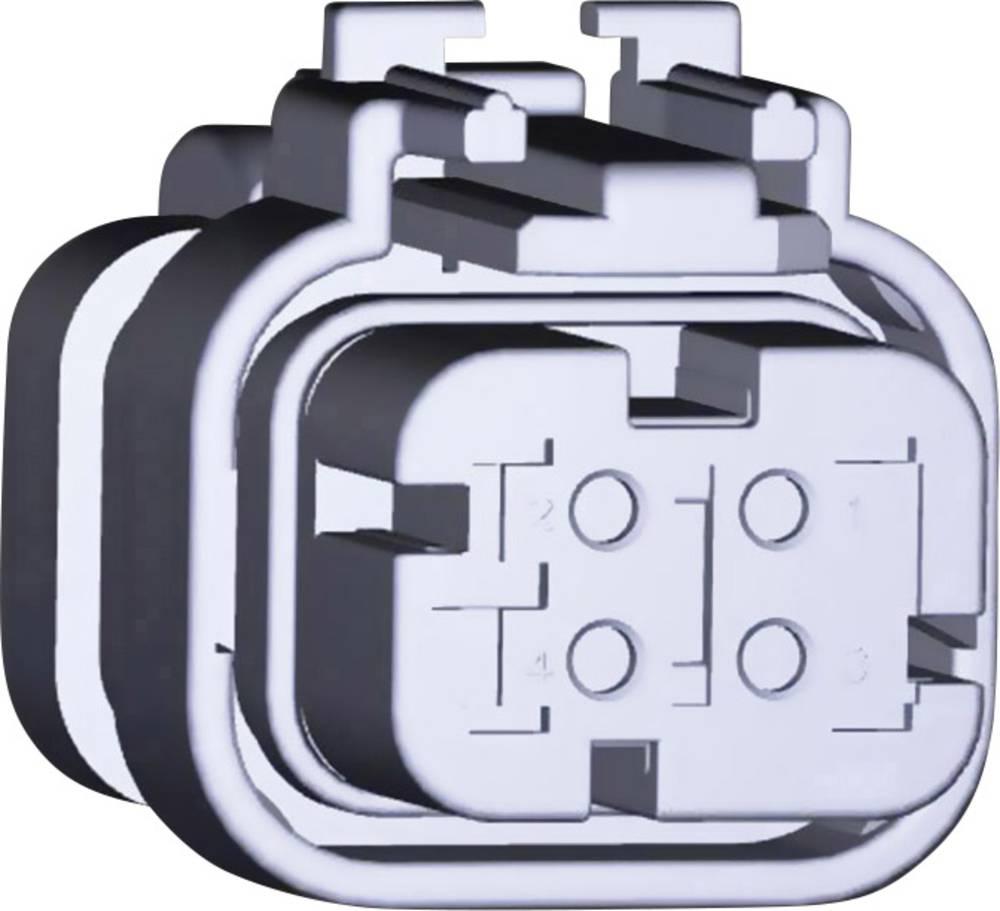 Tilslutningskabinet-kabel AMPSEAL16 Samlet antal poler 4 TE Connectivity 776524-1 1 stk