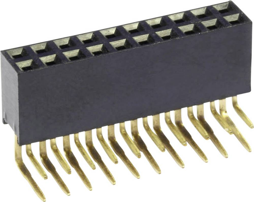 Bøsningsliste (standard) econ connect BL40/2W8 1 stk