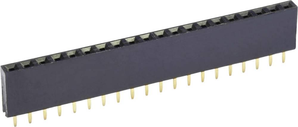 Bøsningsliste (standard) econ connect BL40/1G8 1 stk