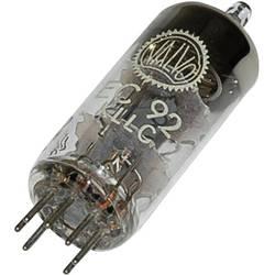 Elektronka EC 92 = 6 AB 4 trioda 100 V 3 mA št. polov: 7 podnožje: miniaturno
