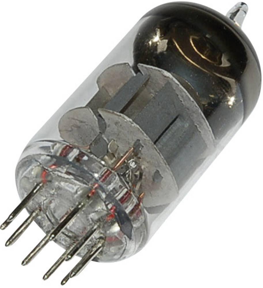 Elektronska cijev ECC 88 = 6 DJ 8 = 6922 polovi: 9 Sockel Noval, opis: Doppeltriode
