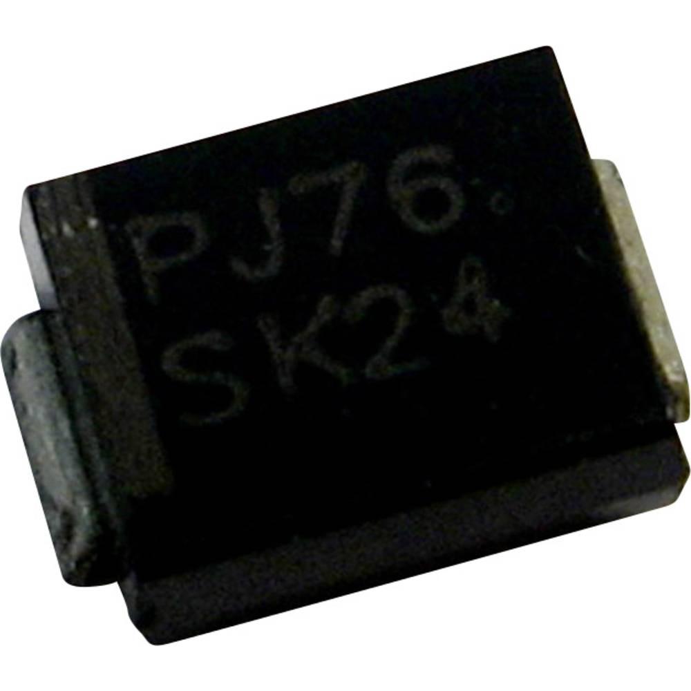 Schottky dioda PanJit SK23 vrsta kućišta: SMB/DO-214AA I(F) 2 A napon (U) 30 V