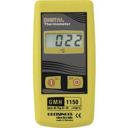 Temperatur-måleudstyr Greisinger GMH 1150 -50 til +1150 °C Sensortype K Kalibrering efter: Fabriksstandard