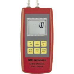 Trykmålingsudstyr Greisinger GMH3161-002 Lufttryk, Ikke-aggressive gasser, Korrosive gasser -0.005 - +0.005 bar
