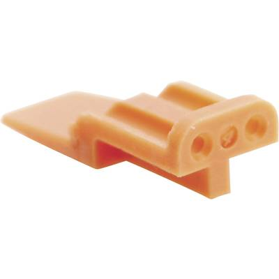 Image of Amphenol AWM 2S Bullet connector wedge Series (connectors): AWM Total number of pins: 2 1 pc(s)