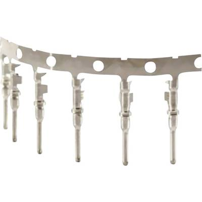 Image of Amphenol AT60 12 0166 C Bullet connector single contact Pin Series (connectors): AT 100 pc(s)