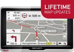 Navigacijski uređaj za kamione Transit. 6 LMU Becker 15.8 cm 6.2 cola Europa