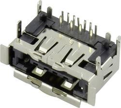 eSATA + USB 2.0 5 V / 12 V Conrad Components USB 2.0 1 st