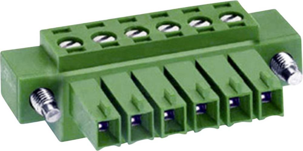 Stiftkabinet-kabel Samlet antal poler 2 DECA 1307111 Rastermål: 3.81 mm 1 stk