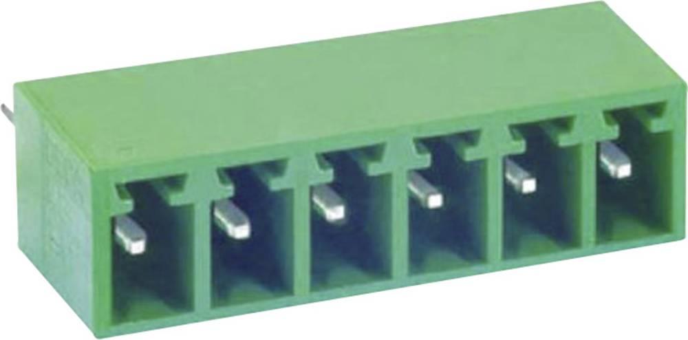 Pinsko ohišje za tiskana vezja DECA ME040-38105 mere: 3.81 mm 1 kos