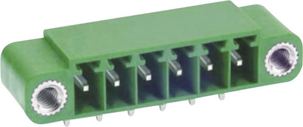 Osnovno pinsko ohišje, horizontalno z vijačno pritrditvijo mere: 3.5 mm število polov: 4 zelene barve DECA ME050-35004 vsebuje: