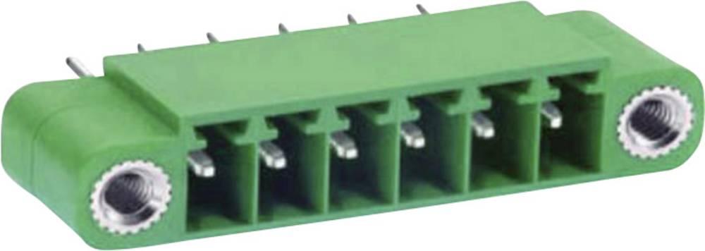 Pinsko ohišje za tiskana vezja DECA ME060-38110 mere: 3.81 mm 1 kos