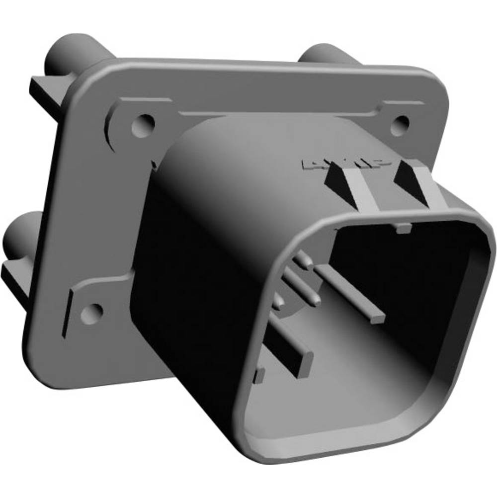 Indbygningsstiftliste (præcision) AMPSEAL Samlet antal poler 8 TE Connectivity 776275-2 1 stk
